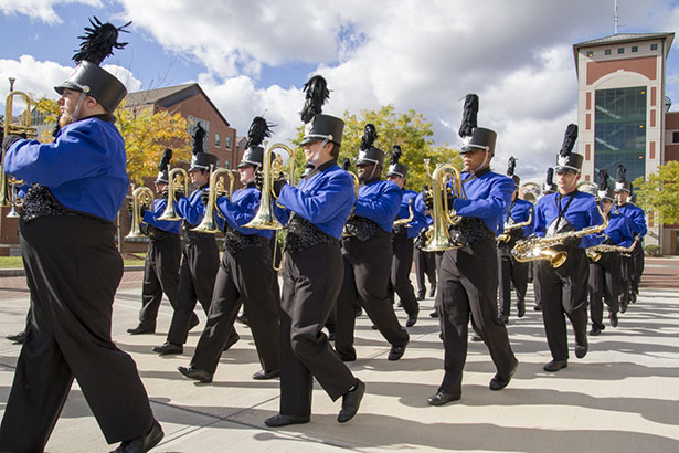 Music - Bands - Marching Band